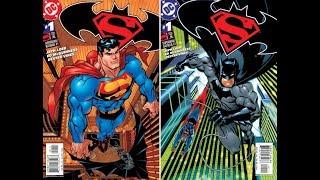 Венди читает Superman/Batman (2003) #1-6
