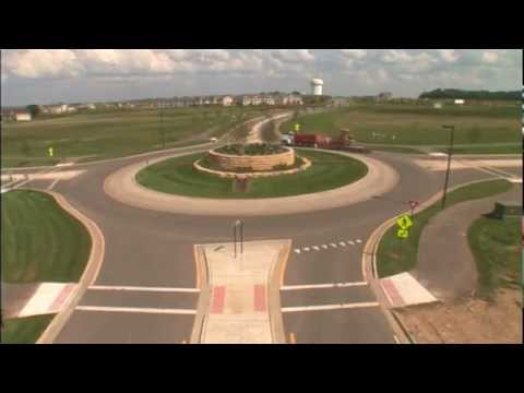 How About a Roundabout?