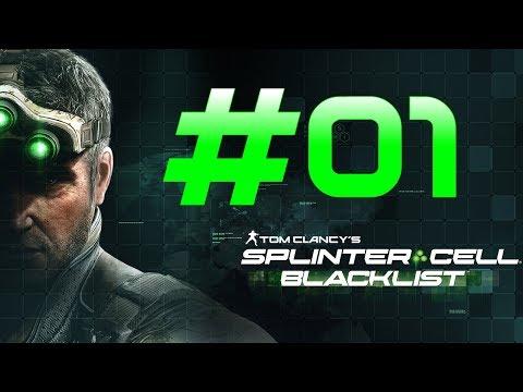 [HD GER] Splinter Cell Blacklist #01   Let's Play Tom Clancy's Splinter Cell Blacklist #01