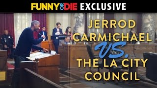 Jerrod Carmichael vs. the L.A. City Council