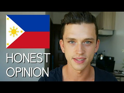 DID I LIKE THE PHILIPPINES ?