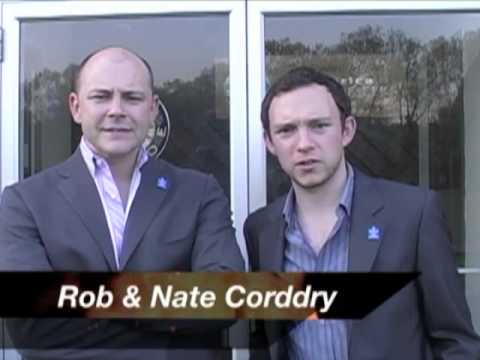 nate corddry height