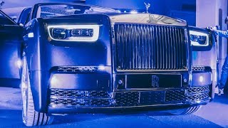 Как прошла премьера нового ROLLS-ROYCE PHANTOM в Москве : )