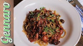 Simple Seafood Linguini Recipe | Gennaro Contaldo