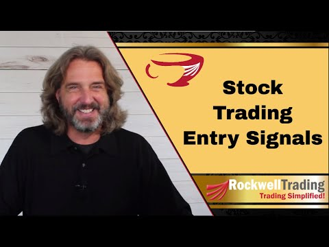 Stock Trading Entry Signals – Here's how I pick the best stocks