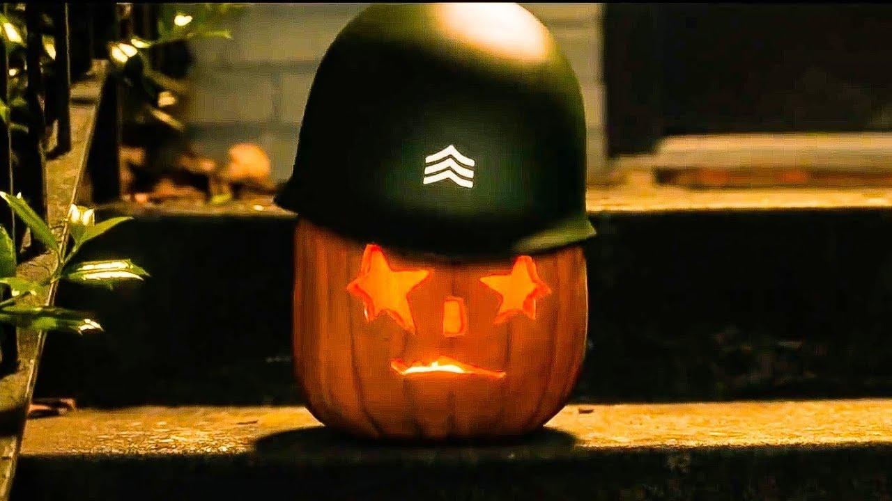 goosebumps 2 pumpkin carving  Goosebumps 6 'Army Of Monsters' Movie Clip 6/6 (6016) HD