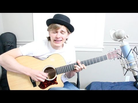 Justin Timberlake Not A Bad Thing Acoustic Cover With Lyrics And
