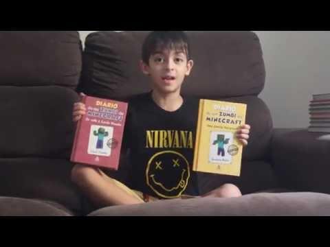 livros-minecraft---diário-de-um-zumbi