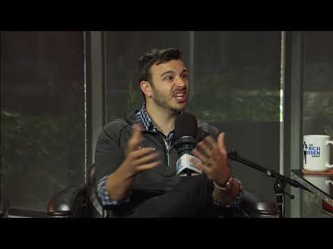 AAF's Charlie Ebersol Talks Kaepernick, Tebow & More w/Rich Eisen | Full Interview | 2/22/19