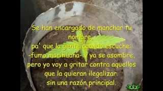 Zona Ganjah - Fuma Del Humo y Sana (+ Letra) [CON RASTAFARI TODO CONCUERDA 2005]