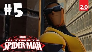 Ultimate Spider-Man - Part 5 (Sweet and Sewer, Target the Traitor) Disney Infinity 2.0