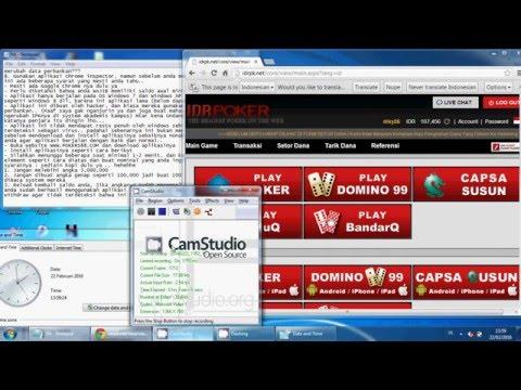 Poker online dengan kartu kredit