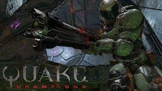 Quake Champions — ранний доступ открыт!
