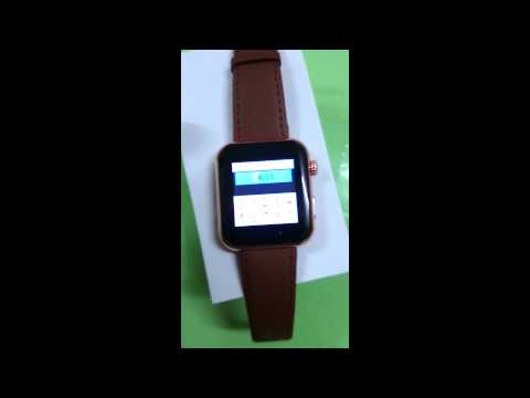 AW08 Smart Watch Unboxing  & Test