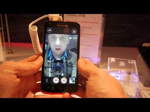 Lenovo S620 Hands On [FHD]
