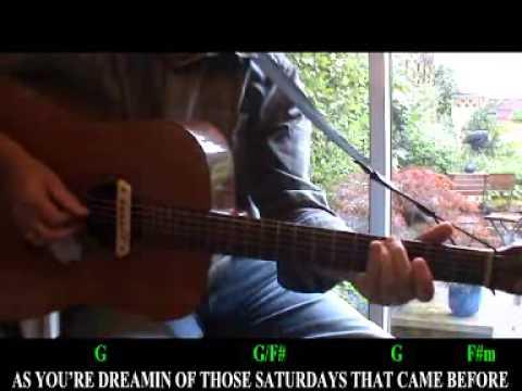 HEART OF SATURDAY NIGHT (Tom Waits) Lyrics & Chords