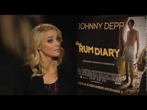 Amber Heard Interview -- The Rum Diary | Empire Magazine