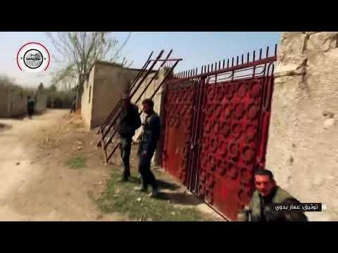öso teröristlerden kaçan doğu guta halkı suriye ordusu tarafından kurtarıldı