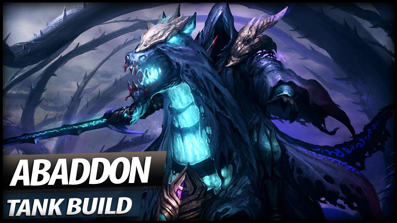 dota 2 playing abaddon tank build youtube