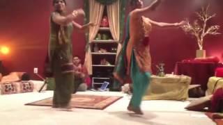 Sonia's Sangeet : Bhavna and poojas dance