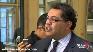 Naheed Nenshi-Mayor of Calgary, Canada awarded the 2014 World Mayor Prize