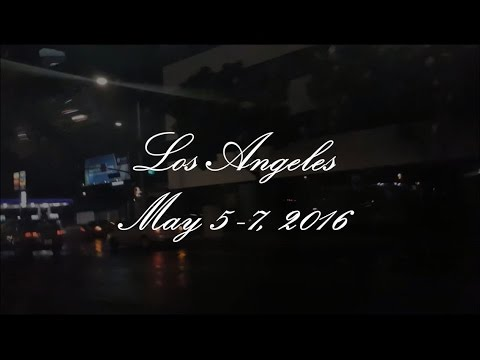 Los Angeles | USA 2016 Travel Diary