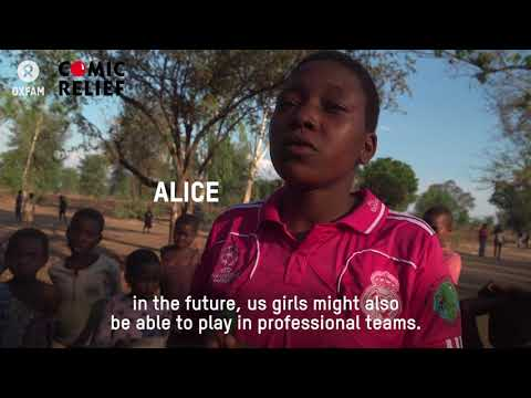 Using sports to end gender based violence in schools in Malawi