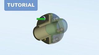 CADFEM Tutorial Nr. 5 - Schrauben auswerten mit ANSYS®Workbench™