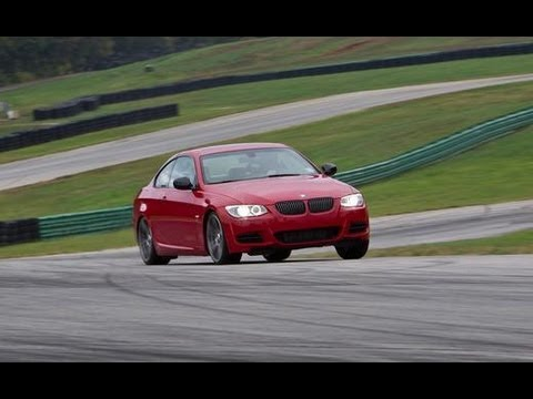 BMW Is Lightning Lap CAR And DRIVER YouTube - 2012 bmw 335is coupe