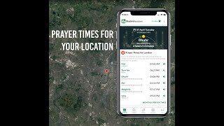 Find Qibla and see Prayer Times with Muslim Assistant screenshot 5