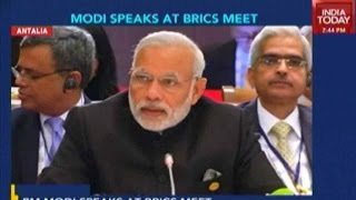 Full Speech: Modi At BRICS Meeting At Antalia In Turkey