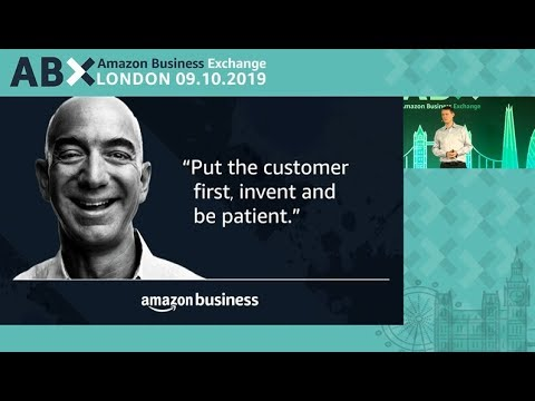 ABX - Session 5 - Working backwards: applying Amazon innovation best practices to procurement