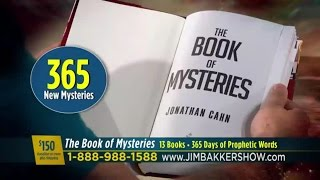 JC   Jonathan Cahn – More from The Book of Mysteries (Part 3)