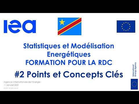 Formation AIE – RDC statistiques et modélisation : statistiques par type d'énergie