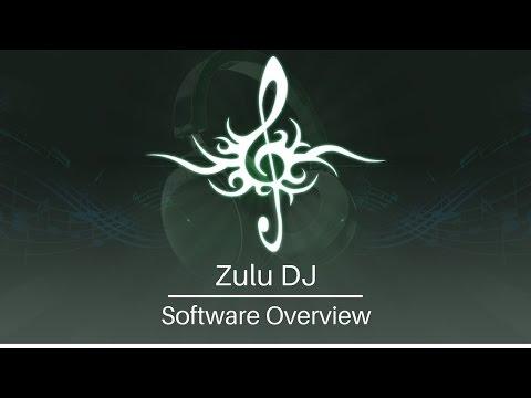 Zulu DJ Software Tutorial | GUI Overview