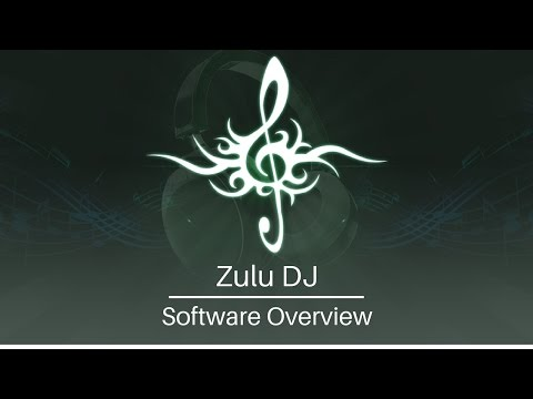 Zulu DJ Software Tutorial | GUI Overview