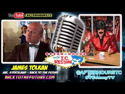 After Hours With TC RESTANI: James Tolkan