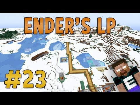 "Ender's Minecraft LP - Ep.23: ""The Path to Follow"""