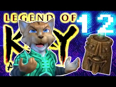 Legend of Kay Anniversary - EP 12 - MAKE THE ZHONGS POINT THE WAY! - SpaceCat