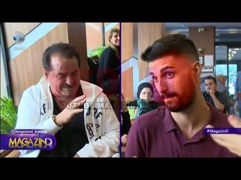İdo Tatlıses Babasını Hem Güldürdü Hem Ağlattı