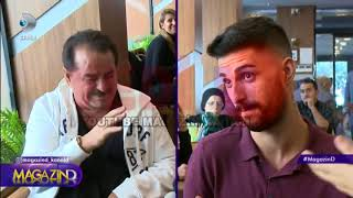 İdo Tatlıses Babasını Hem Güldürdü Hem Ağlattı Video