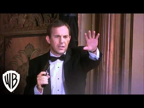 The Bodyguard -- Frank Protects Rachel