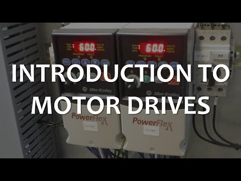 Motor Drives (Part 1 of 2)