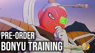 Bonyu's Training: Early Access (Pre-Order Bonus Content) - Dragon Ball Z Kakarot