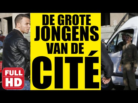 GROTE JONGENS UIT DE CITE #DOCUMENTAIRE #DRUGS #CRIMINALITEI