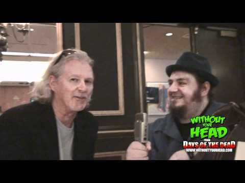 William Katt The Greatest American Hero interview from Days of the Dead