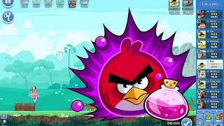 Angry Birds Friends/ DetecPigs tournament, week 364/B, level 6