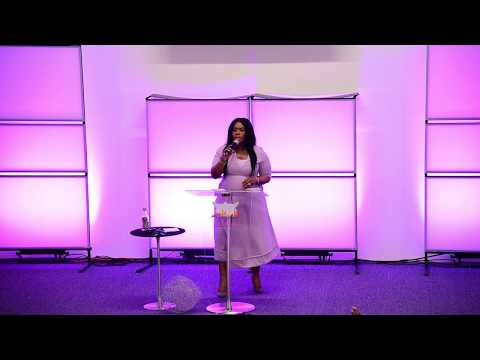 First Lady Lesley Osei - The Restoration of God