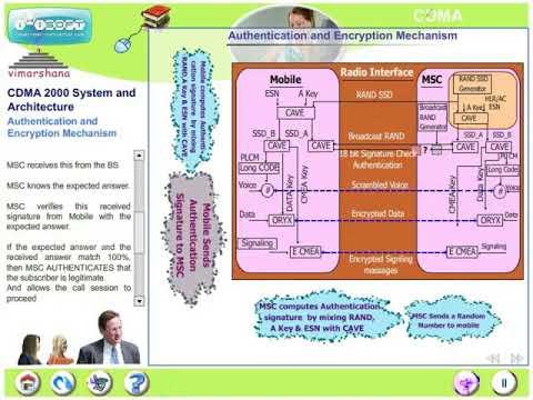 W 5.3 CDMA Authentication Process...