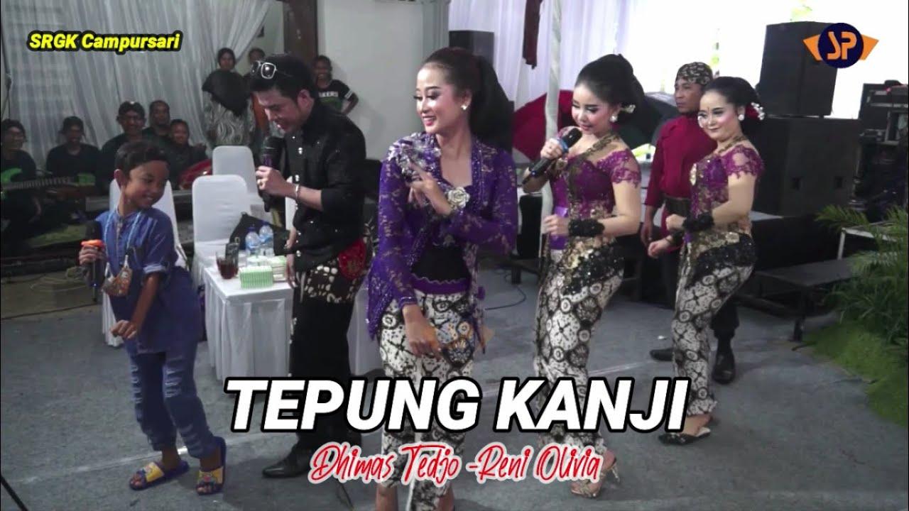Download JOGEDNYA ASOYY!!! TEPUNG KANJI - DHIMAS TEDJO FEAT RENI OLIVIA / PURNAMA CAMPURSARI GUNUNGKIDUL